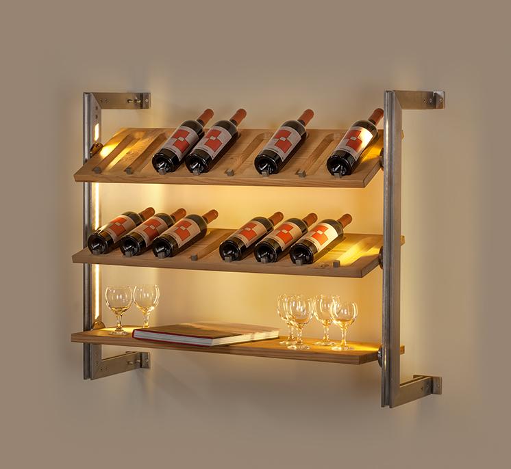 Wine storage Elements by W/DESIGN